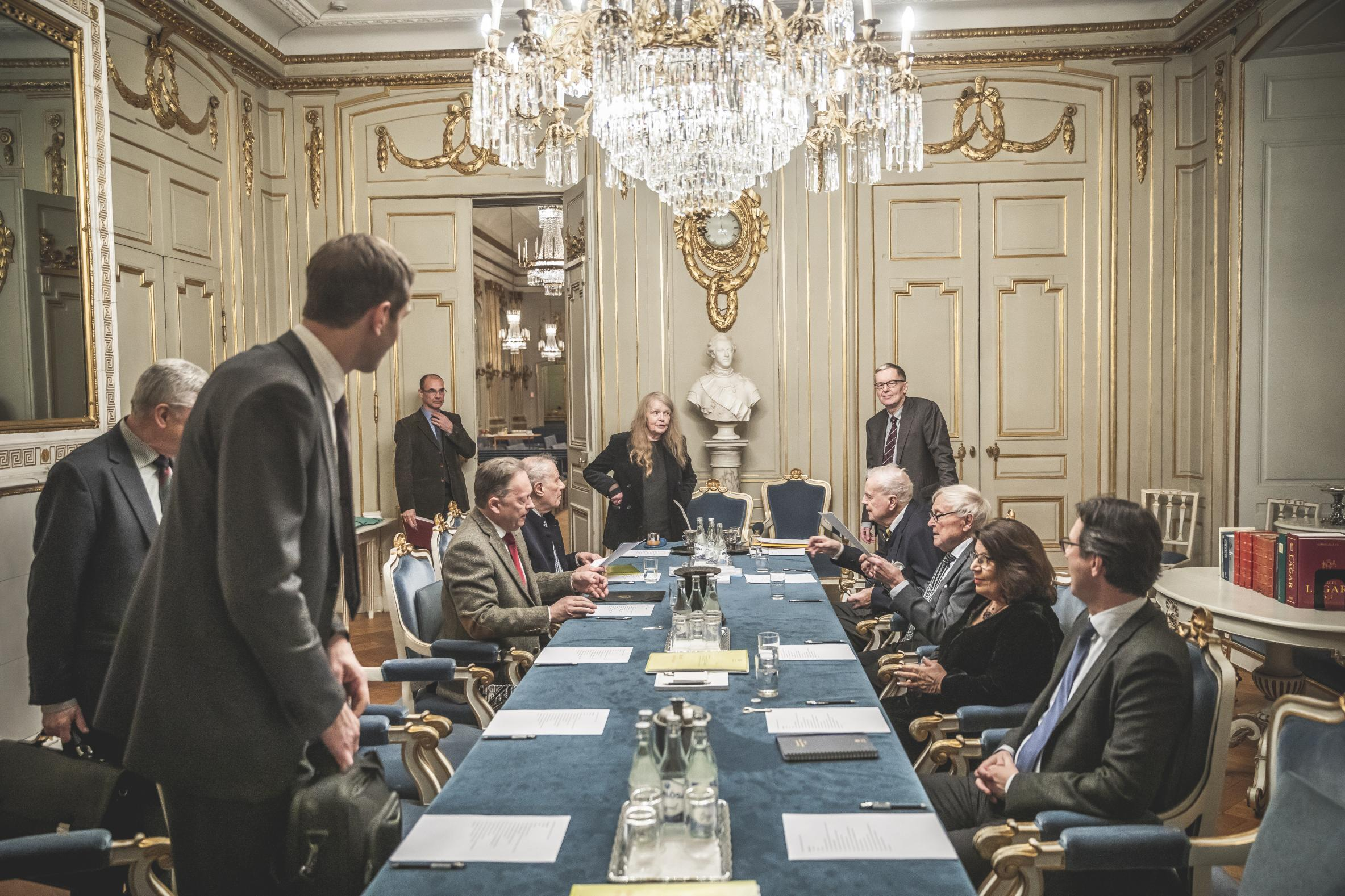 The Swedish Academy 2019