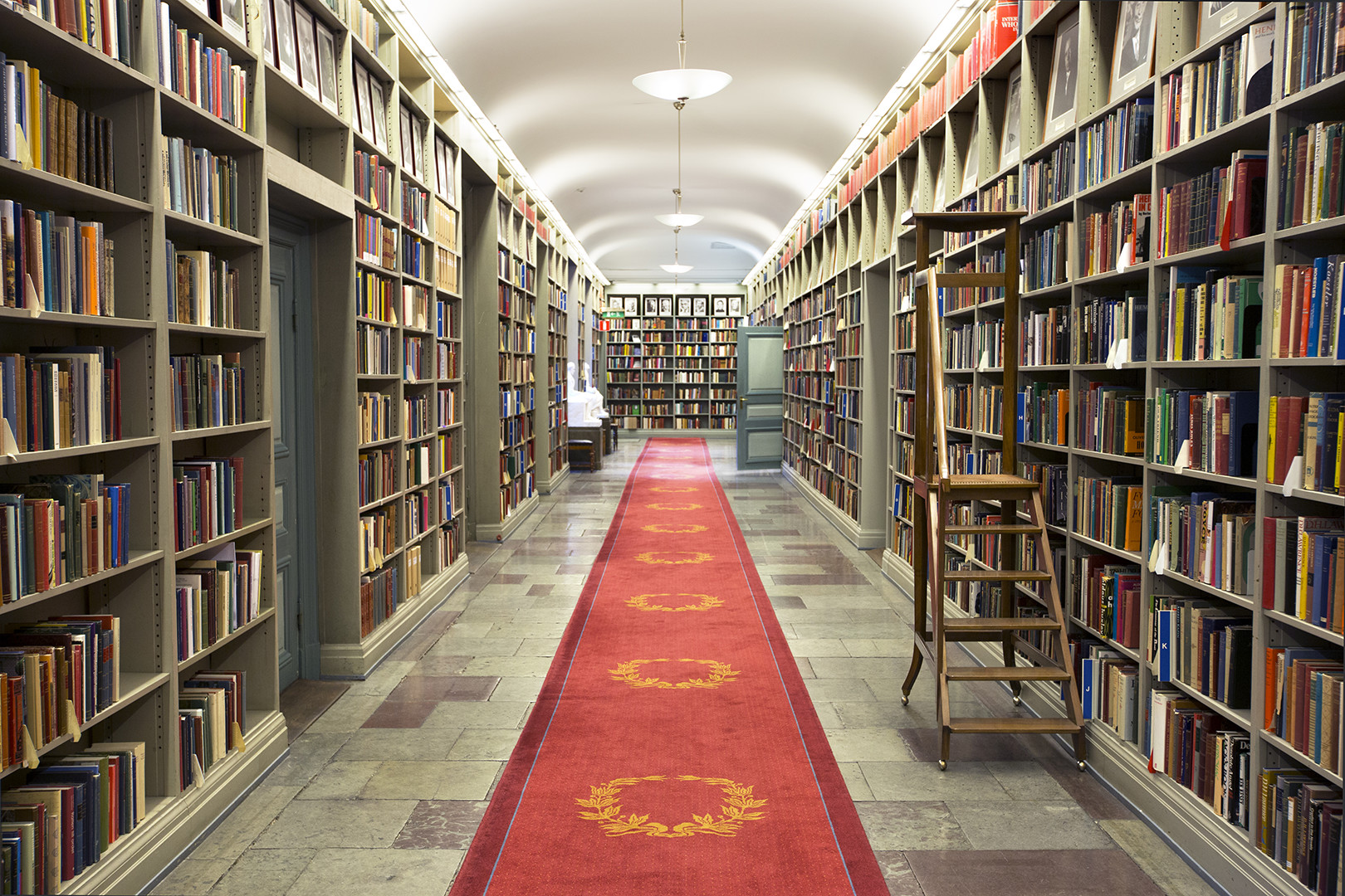 The Swedish Academy Nobel Library
