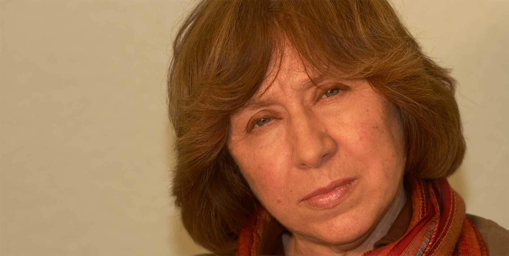 The Nobel Prize in Literature 2015, Svetlana Alexievich